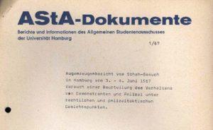AStA Dokumente