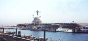 """US-Flugzeugträger """"Essex"""""""