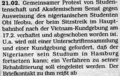 21.02 Gemeinsamer Protest ...